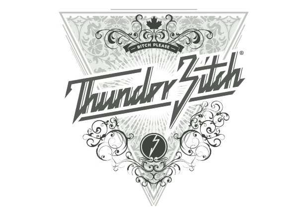 Thunder Bitch Saborea