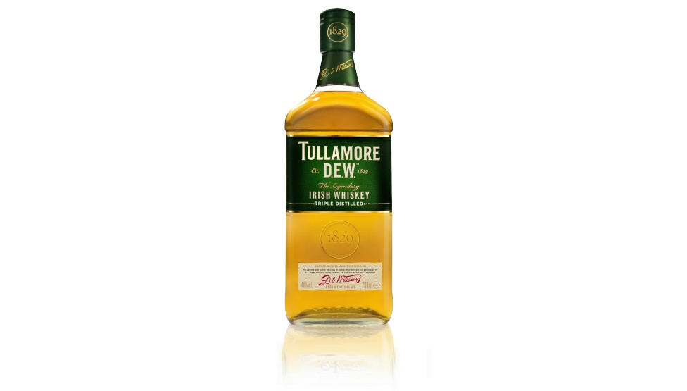 Tullamore Dew Saborea