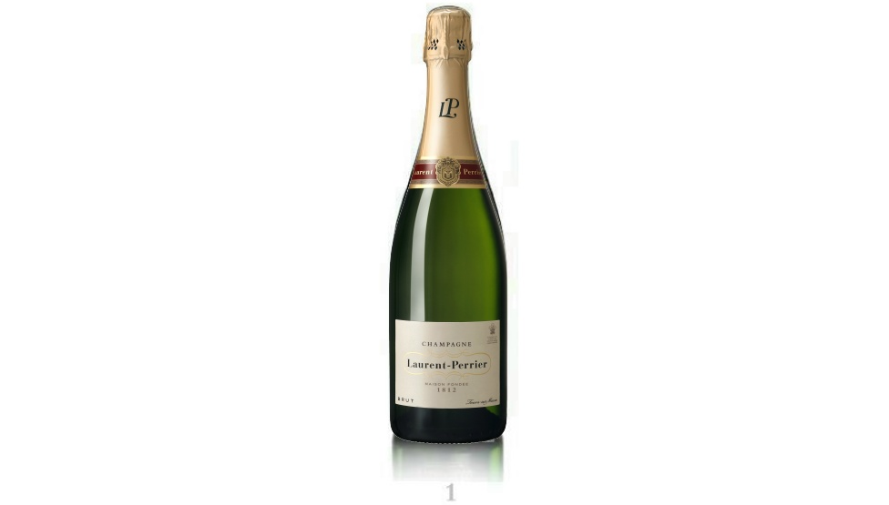 Laurent Perrier Saborea