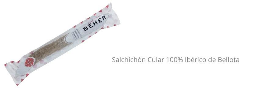 salchichon iberico beher