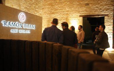 Visita a las bodegas de Ramón Bilbao