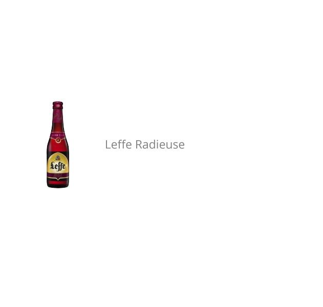 Cerveza leffe Saborea