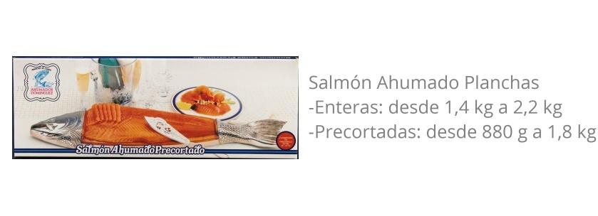 salmon ahumado dominguez