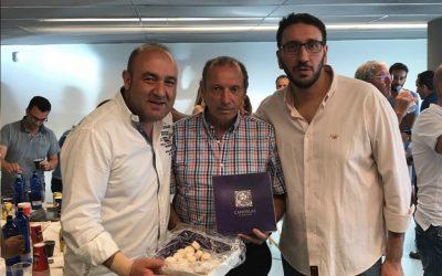 Candelas de Palencia a la Selección Nacional