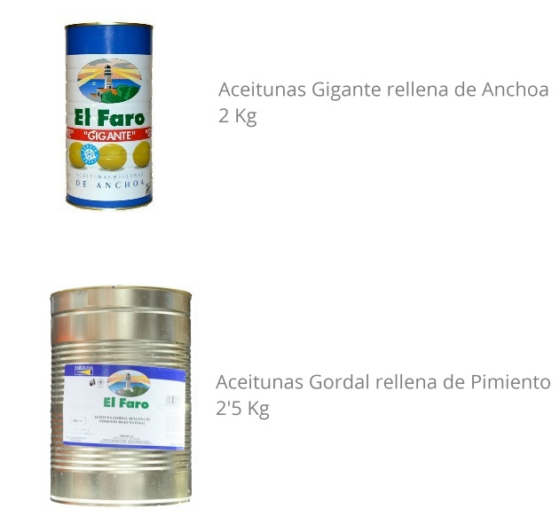 Aceituna El Faro