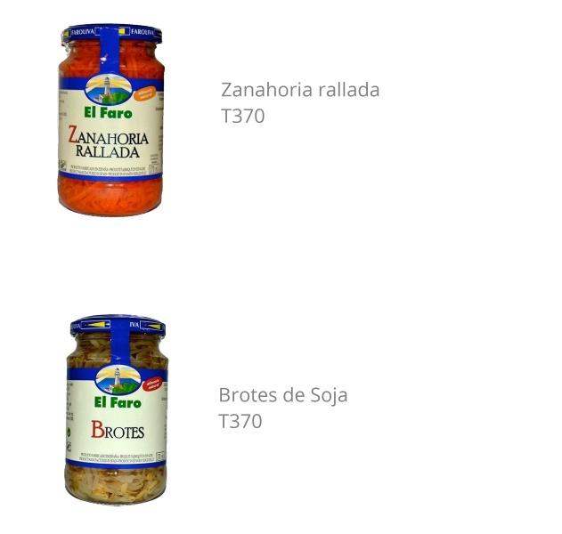 Encurtidos El Faro Saborea